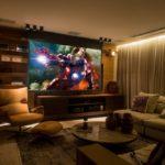 Home sala: projeto de home theater completo